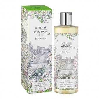 Shower Gel - White Jasmine