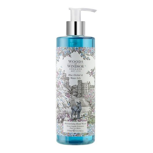 Hand Wash - Blue Orchid & Water Lily