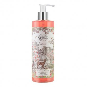 Hand Wash - Pomegranate & Hibiscus