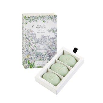 Soap 3 x 60g - White Jasmine