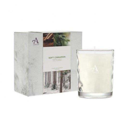 Arran Sense of Scotland - Candle Cinnamon - 35cl