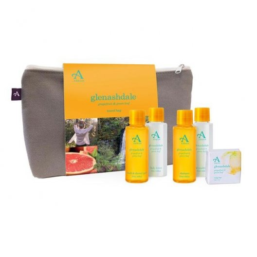 Arran Sense of Scotland - Glenashdale Travel Bag