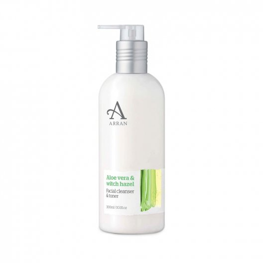 Arran Sense of Scotland - Démaquillant Tonifiant Aloe Vera - 300ml