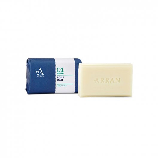 Arran Sense of Scotland - Savon Aloe Vera - 125g