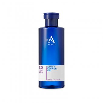 Arran Sense of Scotland - Gel Douche & Bain Lavande & Arbre à thé - 300ml