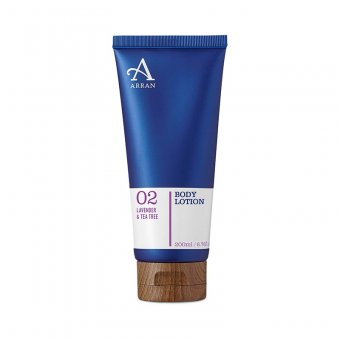 Arran Sense of Scotland - Lotion Corporelle Lavande & Arbre à Thé - 300ml