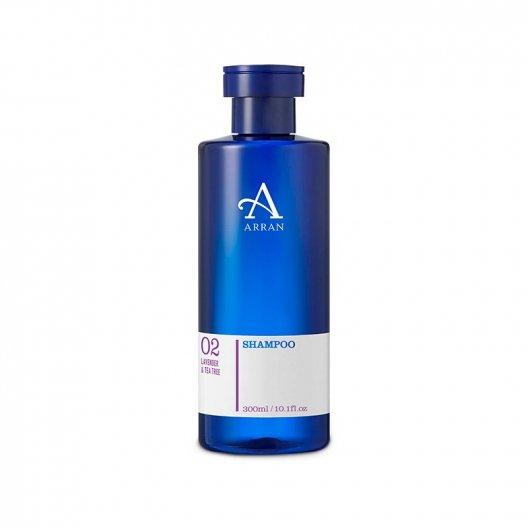 Arran Sense of Scotland - Lavender & Tea Tree Shampoo - 300ml