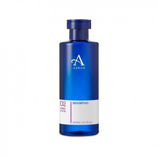 Arran Sense of Scotland - Shampooing Lavande & Arbre à Thé - 300ml