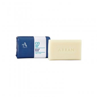 Arran Sense of Scotland - Seaweed & Sage Soap -125g