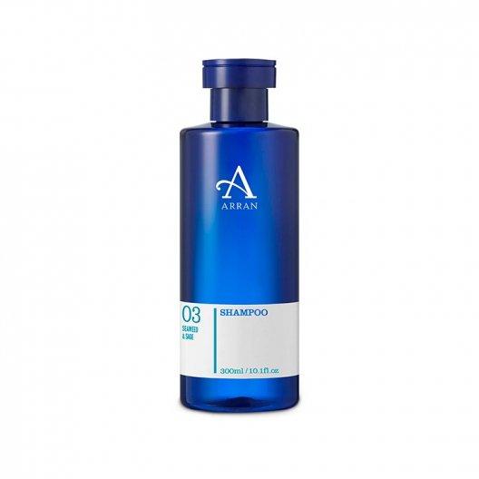 Arran Sense of Scotland - Seaweed & Sage Shampoo - 300ml