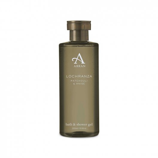 Arran Sense of Scotland - Lochranza Bath & Shower Gel - 300ml