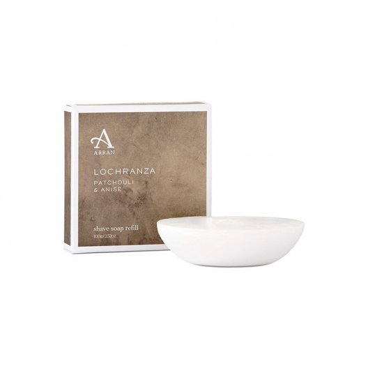 Arran Sense of Scotland - Lochranza Shaving Soap Refill - 100g