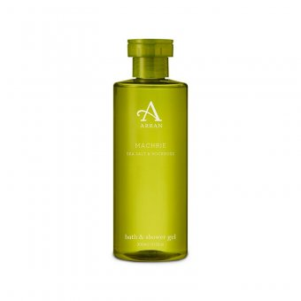 Arran Sense of Scotland - Machrie Bath & Shower Gel - 300ml