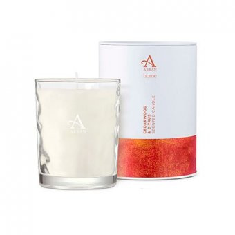 Candle 35cl - Cedarwood & Citrus