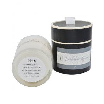 "Bougie Parfumée N°8 ""Eucalyptus"""