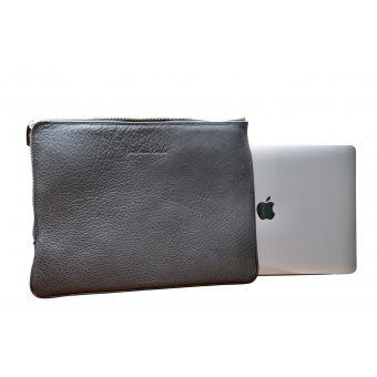 Gentleman London - Black leather bag