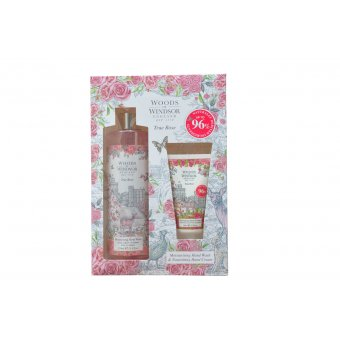 Woods of Windsor - Coffret Cadeau True Rose