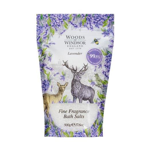 Woods of Windsor - Sels de Bain - Lavender - 500gr